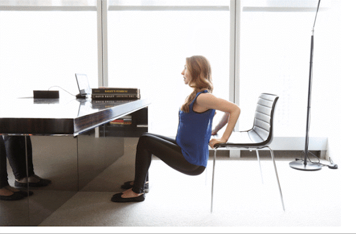 12 Easy Exercises You Can Do At The Office 6