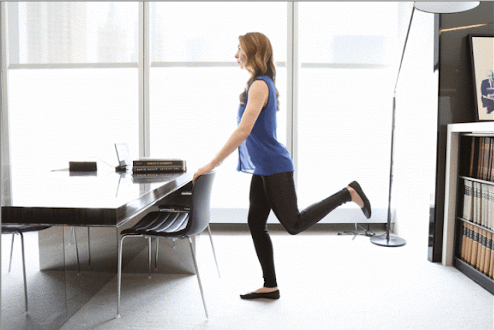 12 Easy Exercises You Can Do At The Office 9