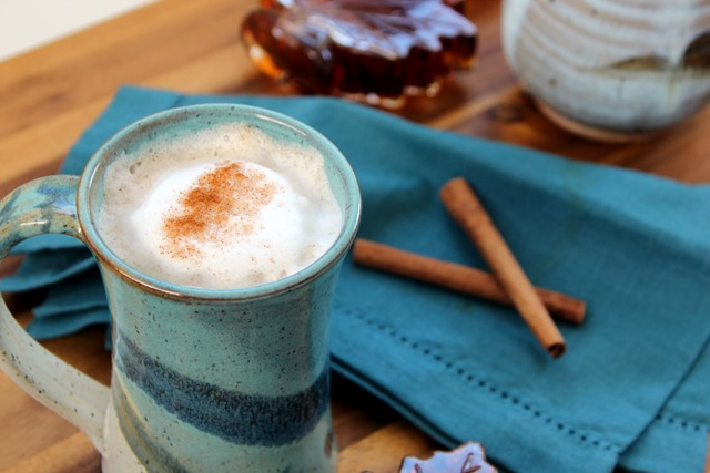 2. Maple Cinnamon Latte