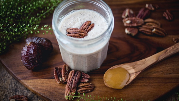 4. Pecan Pie Smoothie