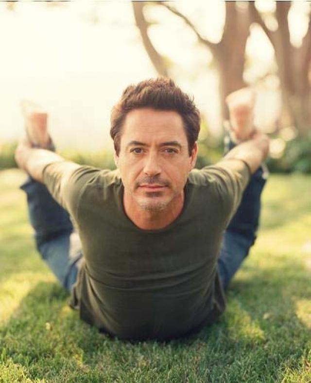 7 Robert Downey Jr.