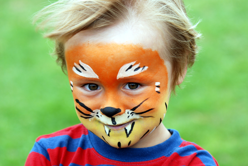 10 Halloween Makeup Ideas for Kids | Her Beauty
