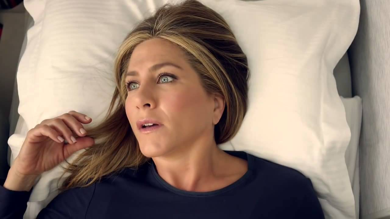 Emirates Airlines Spoiled Jennifer Aniston