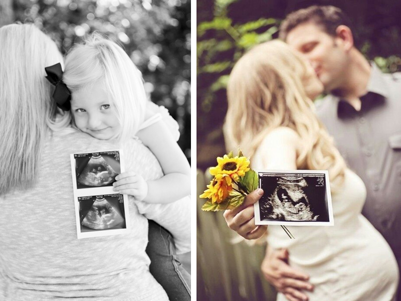 Fun And Creative Pregnancy Photo Ideas 14