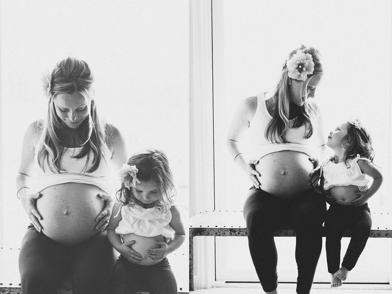Fun And Creative Pregnancy Photo Ideas 3