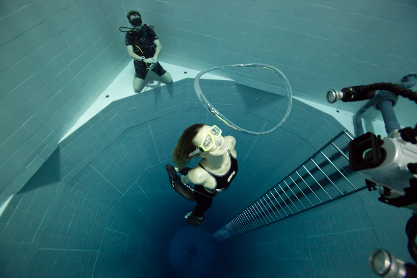 1. The Nemo 33, Brussels, Belgium 2