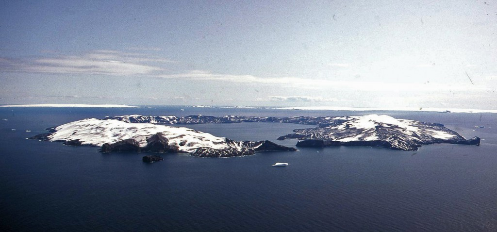 13. Deception Island, Antarctica