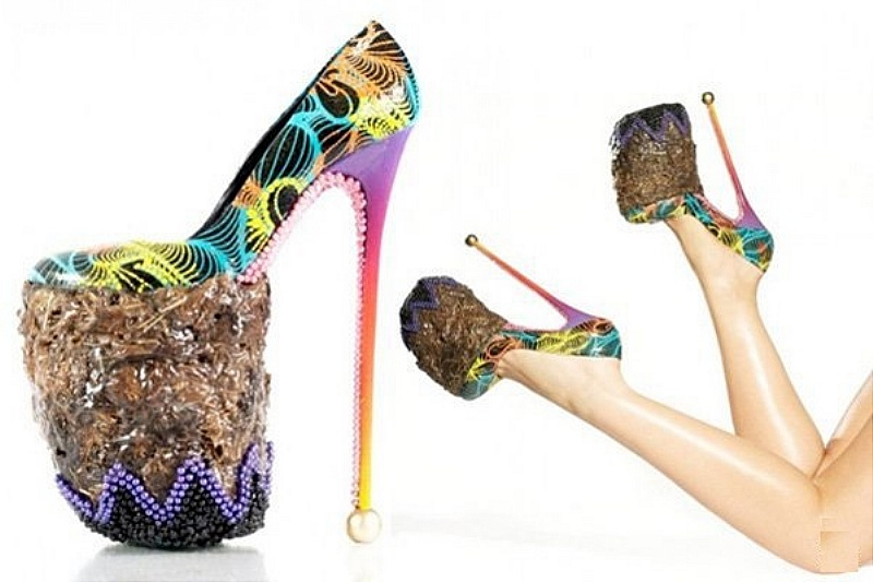 15 Of The Most Jaw-Droppingly Insane Shoes Ever Made 4