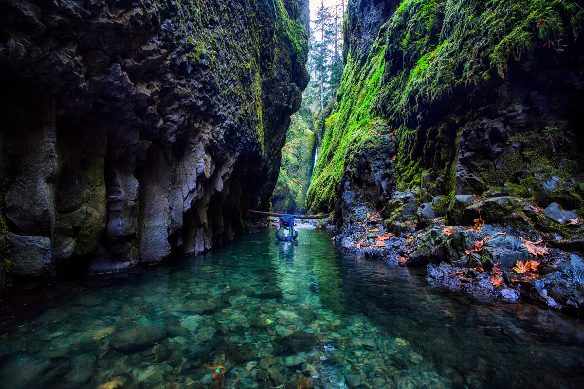 16. Oneonta Gorge, Oregon