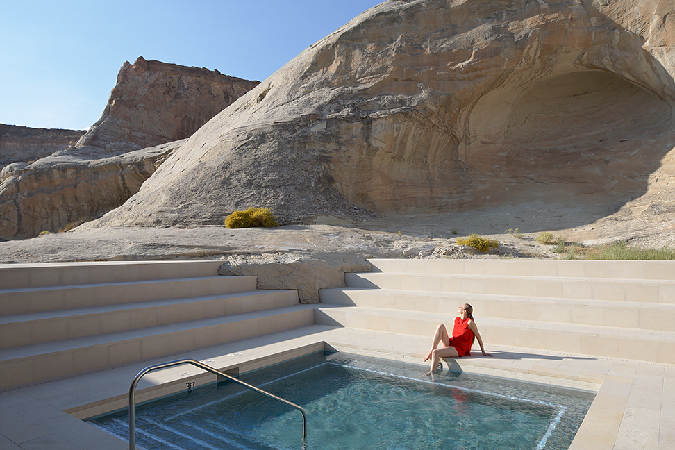 3. Amangiri Resort in Canyon Point, Utah 2