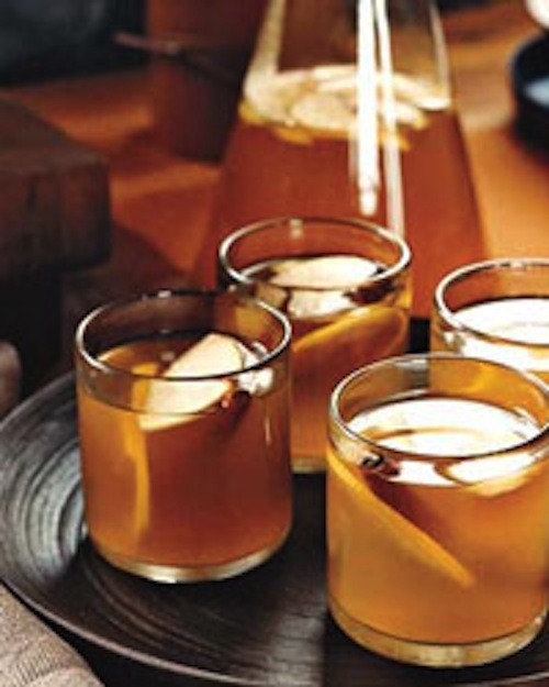 4 Apple Brandy Hot Toddies