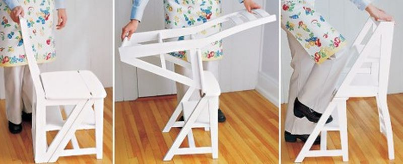 4. Stonewall Kitchen's Chair_Ladder