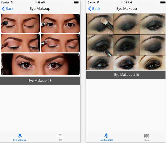 6 Best Eyebrow Tutorial Apps 4