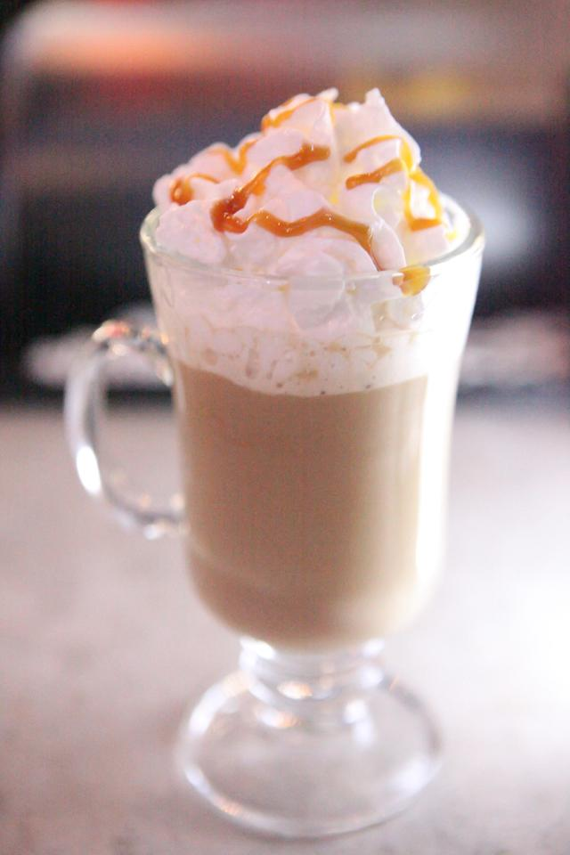 6 Butterscotch Coffee Cocktail