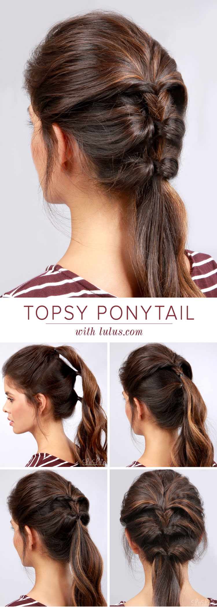 7 Fantastic Hairstyles Step By Step 2