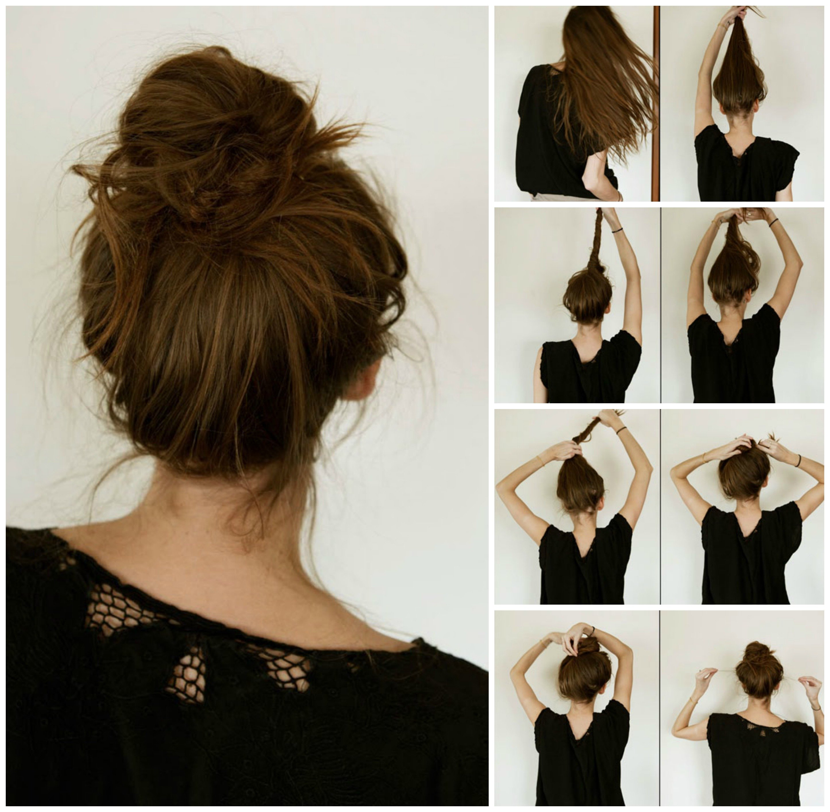7 Fantastic Hairstyles Step By Step 5