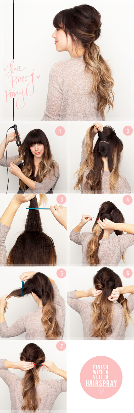 7 Fantastic Hairstyles Step By Step 6
