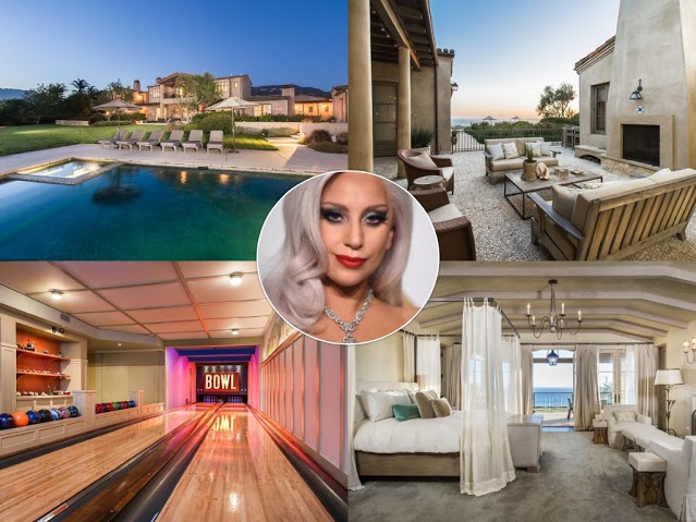 These Celebrity Houses Will Blow Your Mind Her Beauty