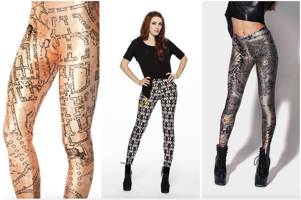 8.Fandom Leggings