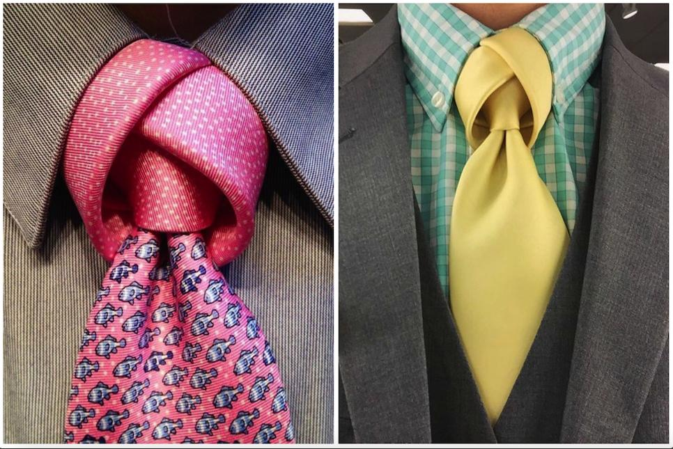 9 Most Unusual Ways To Tie A Tie