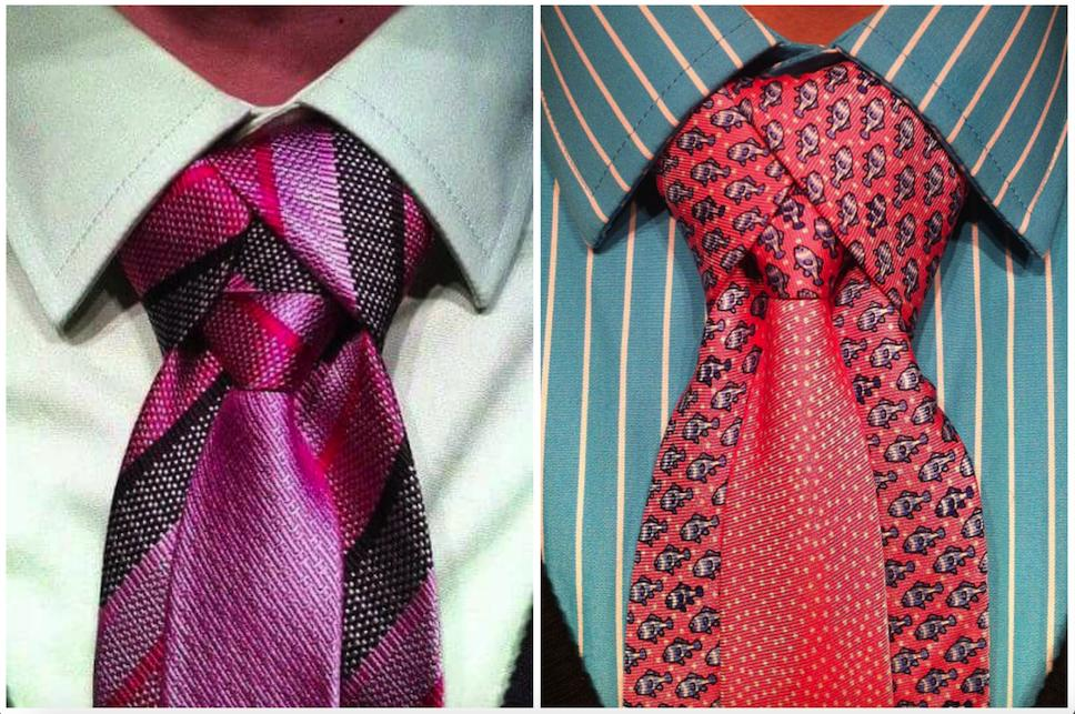 9 Most Unusual Ways To Tie A Tie 2