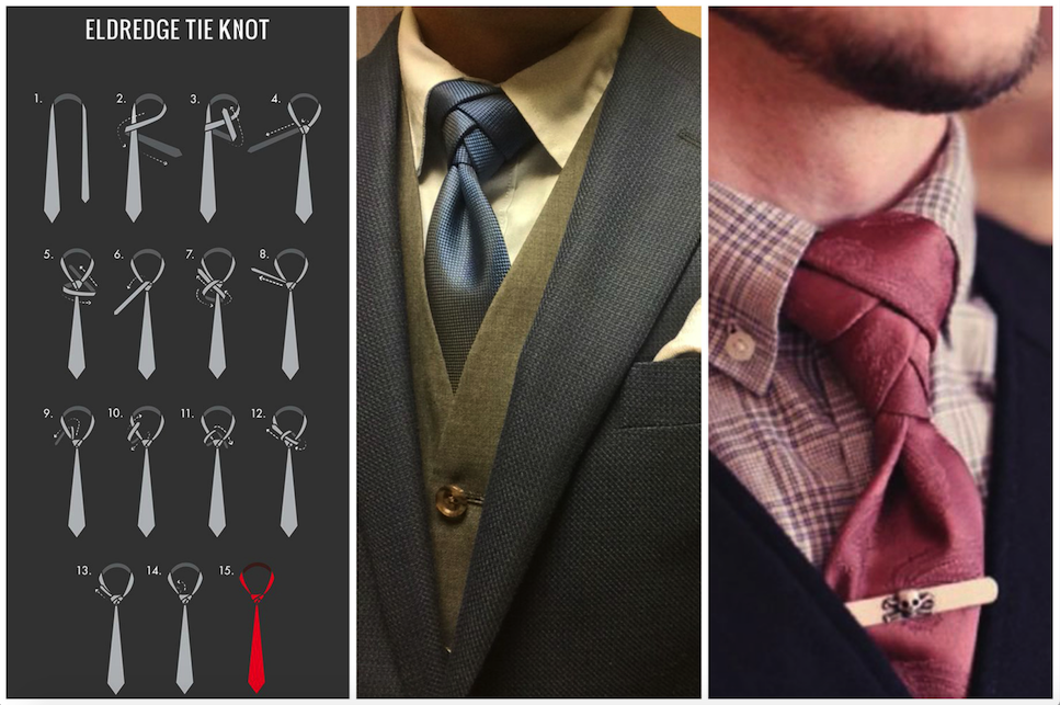 9 Most Unusual Ways To Tie A Tie 3