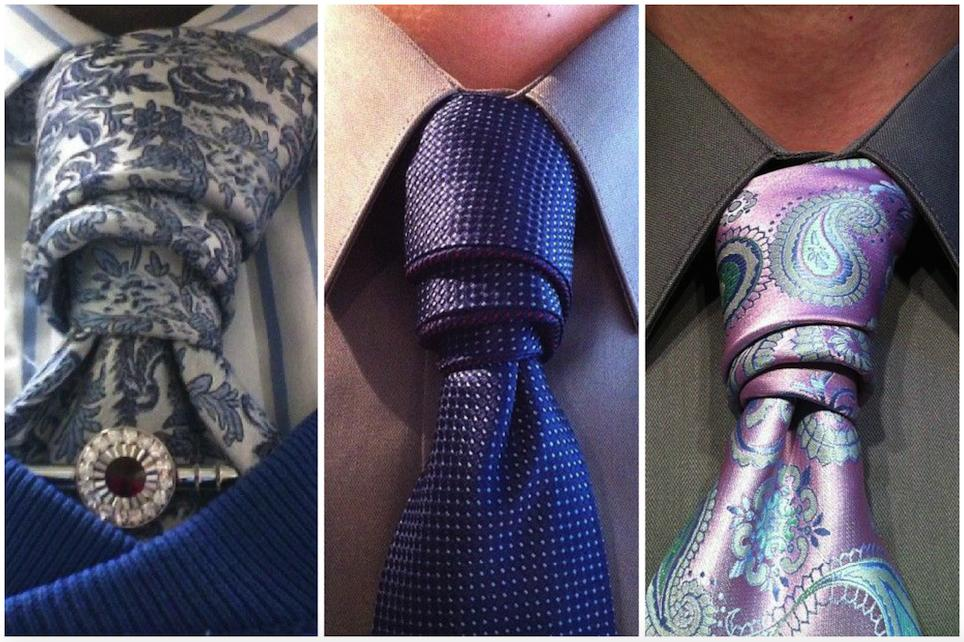 9 Most Unusual Ways To Tie A Tie 8