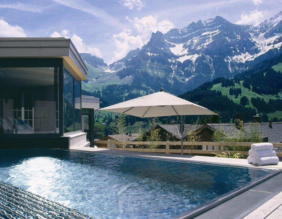 9. The Cambrian, Switzerland 1