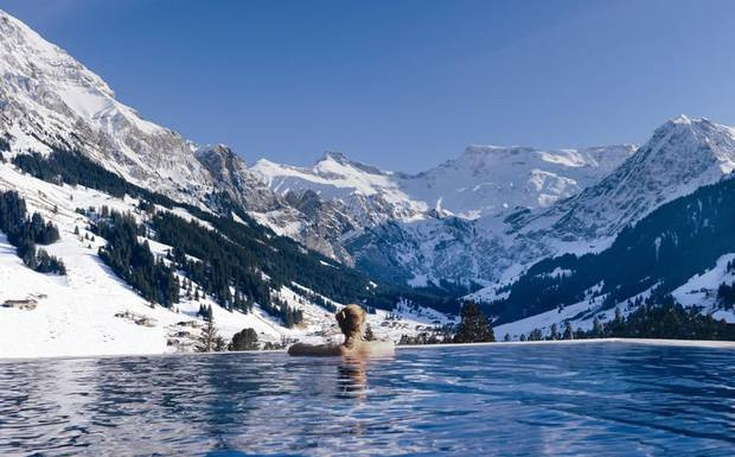 9. The Cambrian, Switzerland 2