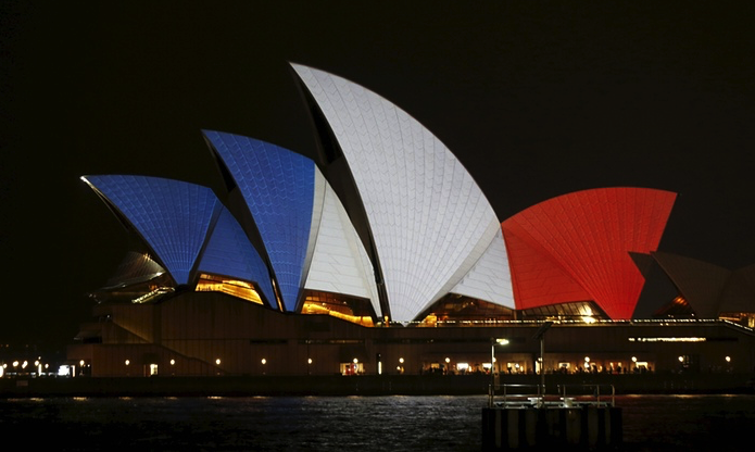 Paris Terror Attacks Shake The World 5