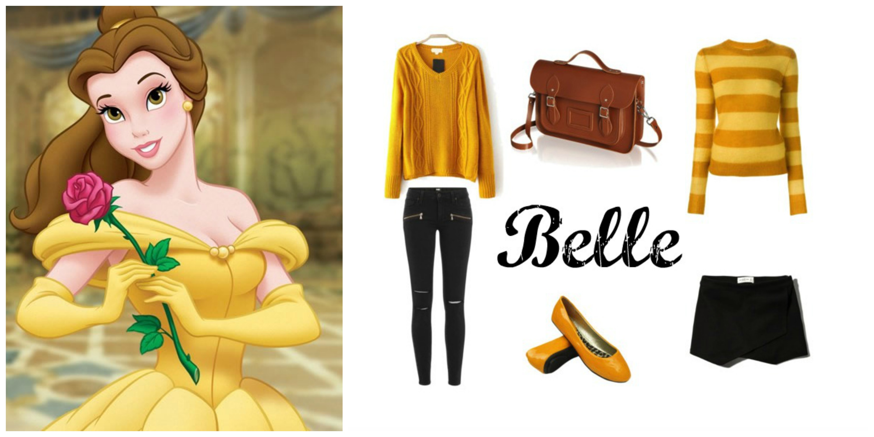 12f21ff90546d Modern Disney Princess Outfits You Can Wear Every Day
