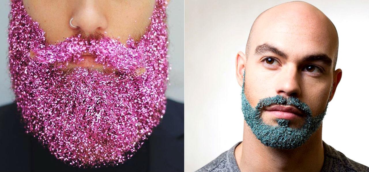 13 spectacular glitter beards on instagram her beauty solutioingenieria Gallery