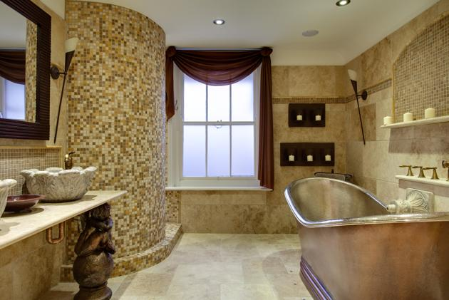 12 breathtakingly luxurious bathrooms you have to see | her beauty