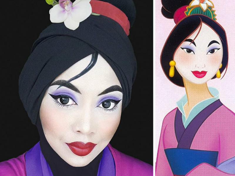 this_makeup_artist_uses-her_hijab_to_turn_into_disney_characters_14