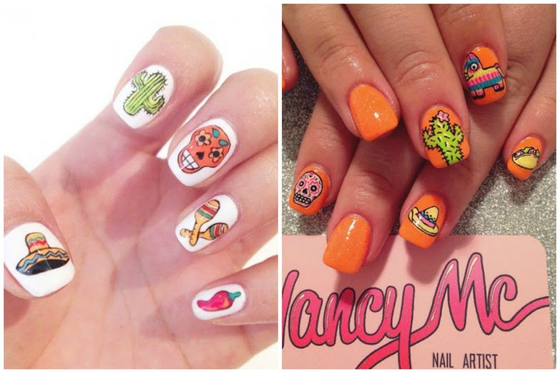 festive_mexican_style_nail_designs_10