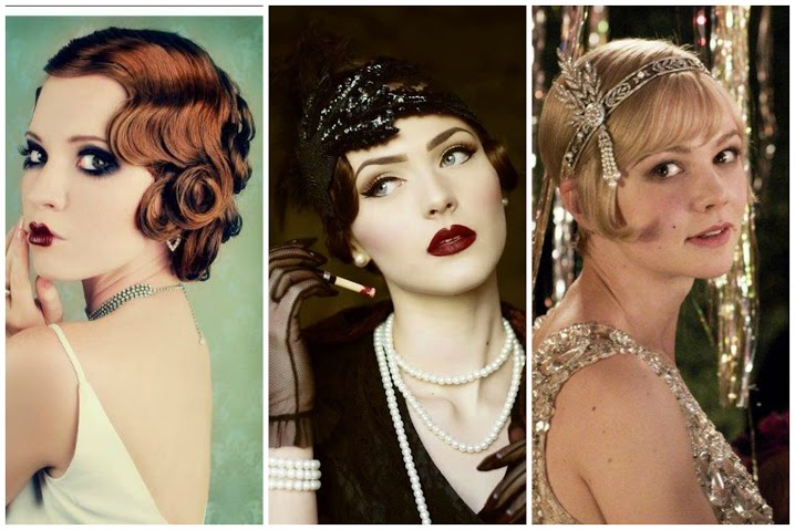 Hair Evolution: From Roaring 20's To Modern Days 》 Her Beauty