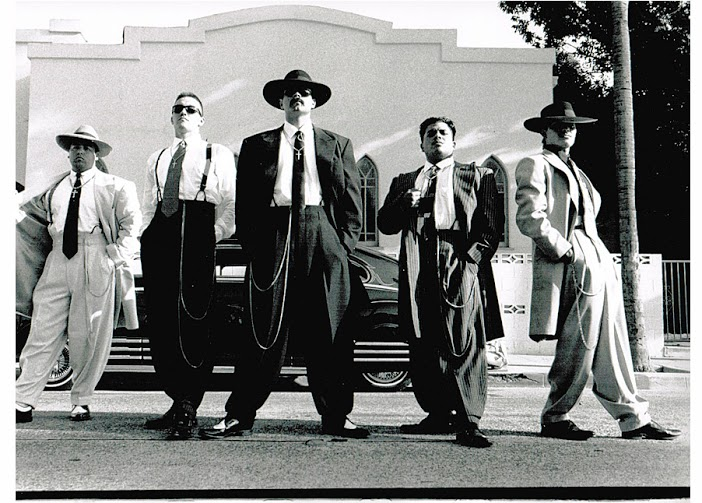 the zoot suit riots: the struggle of mexican american youths essay The zoot suit riots took place in 1943 during world war ii between white servicemen of the us navy and marines and young latinos the riots first broke out in los angeles, california this was a time of havoc in the city and dealt with racial discrimination.