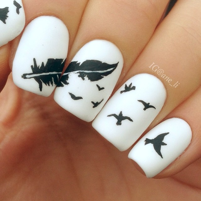 matte-manicures-youll-be-obsessed-with-14