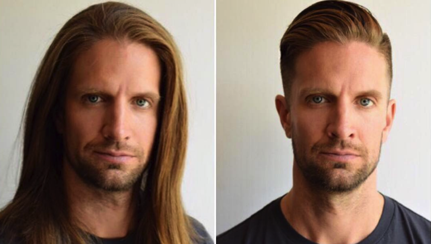 Long Hair Vs Short Hair Men S Incredible Transformations Her Beauty