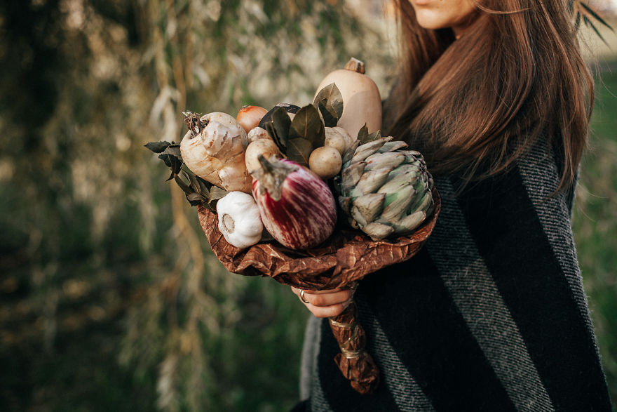 One-Of-A-Kind Bouquets That You Can Eat 05