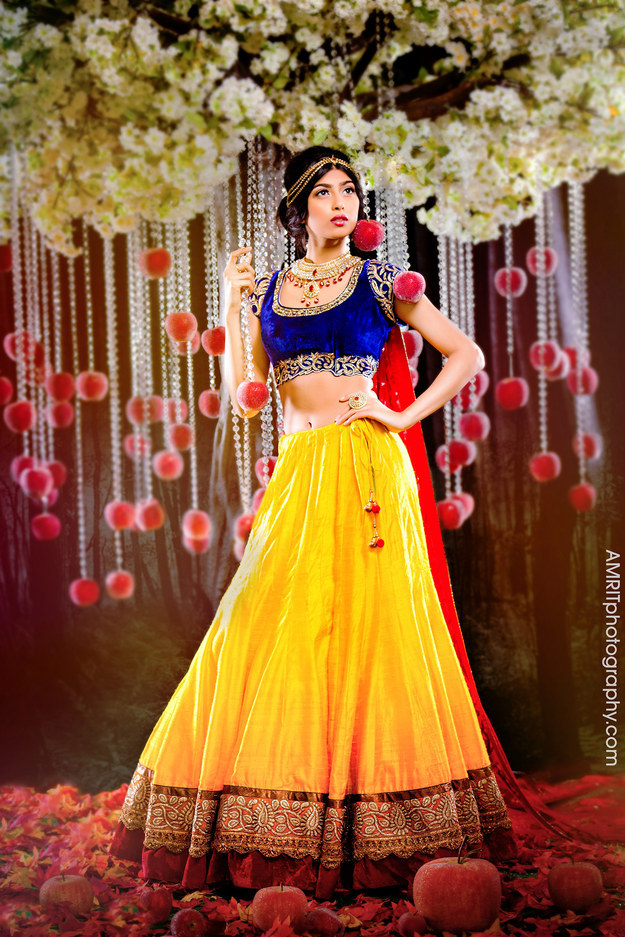 disney-princesses-if-they-were-indian-brides-03
