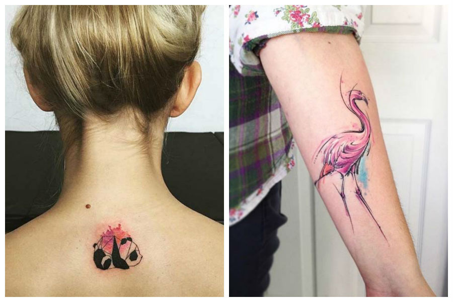 incredibly-gorgeous-watercolor-tattoos-you-will-want-to-get-07