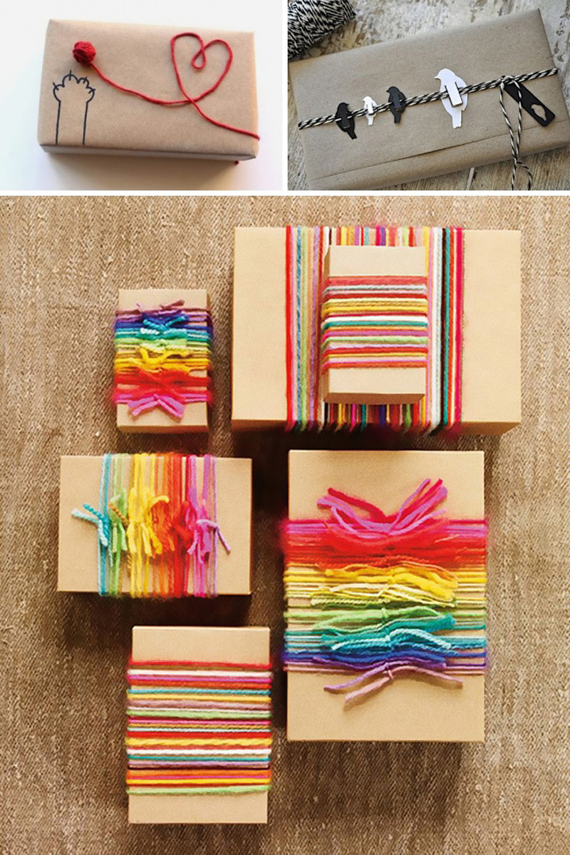 15 DIY Wrapping Ideas for Gifts Too Beautiful To Tear Open10