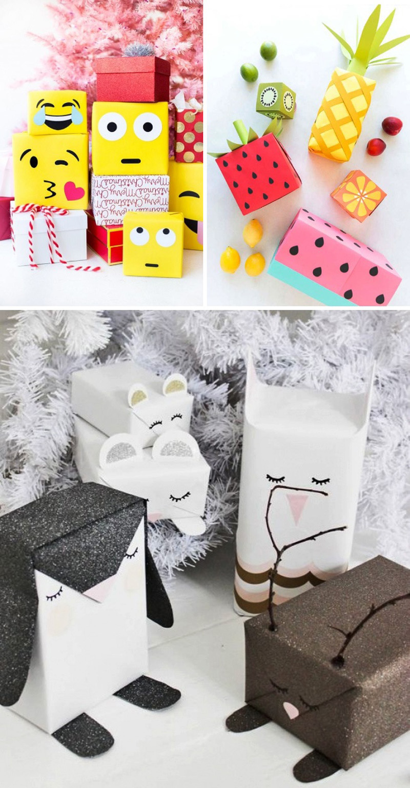 15 DIY Wrapping Ideas for Gifts Too Beautiful To Tear Open11