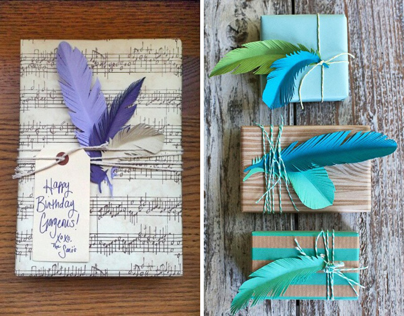 15 DIY Wrapping Ideas for Gifts Too Beautiful To Tear Open7