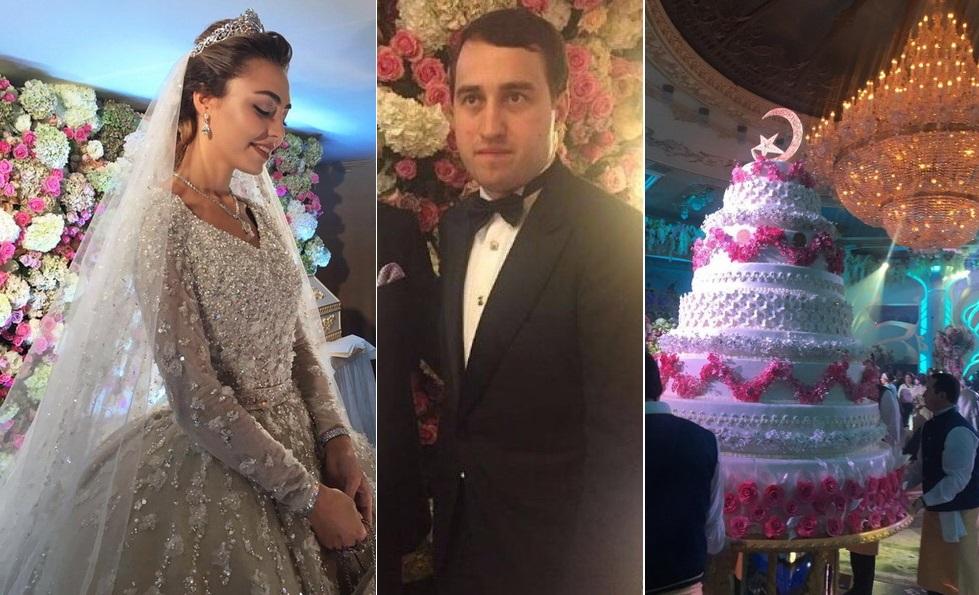 свадебные фото гуцериева и ради
