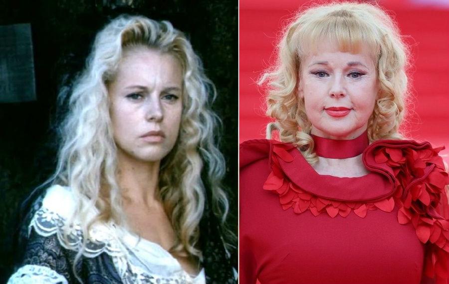 Изменились до неузнаваемости: 10 легендарных советских актрис тогда и сейчас