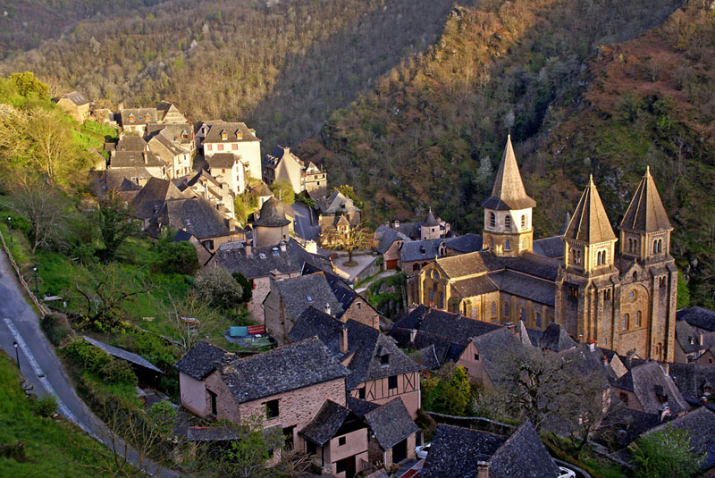 10 Of The Most Beautiful Villages In Europe 》 Her Beauty