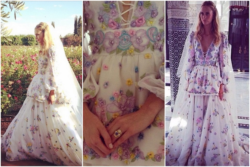 10_Celebrity_Brides_Who_Wore_Non-Traditional_Wedding_Dresses_7