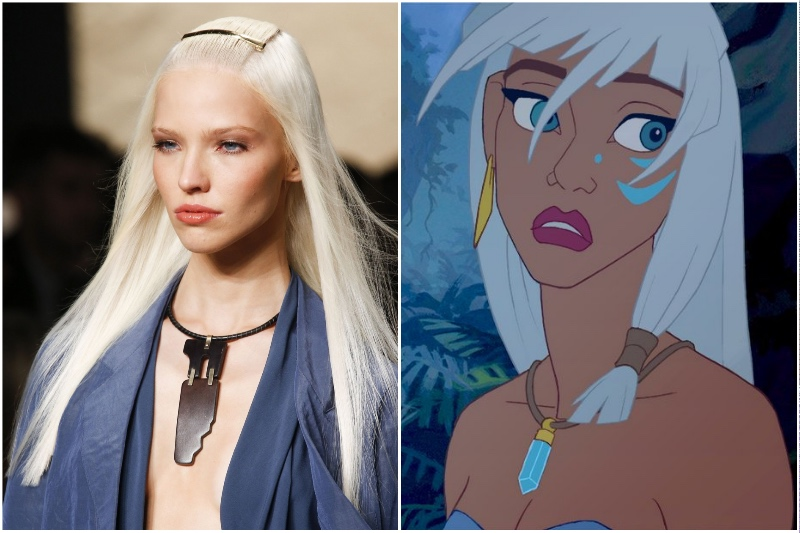 15_Models_Who_Look_Exactly_Like_Disney_Princesses_15